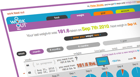 Weight Screenshot